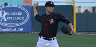 MiLB Player of the Week Photo