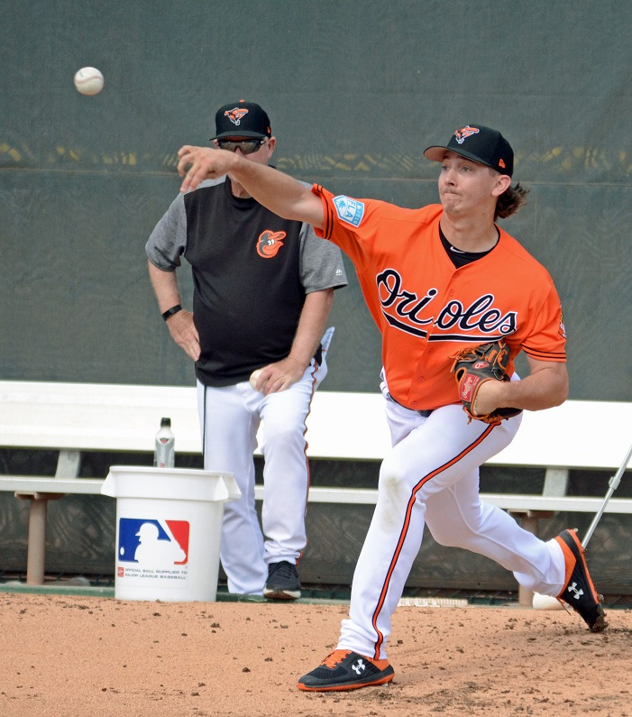 c95fe22d7 No surprises in 1st round of spring cuts - Orioles Hangout