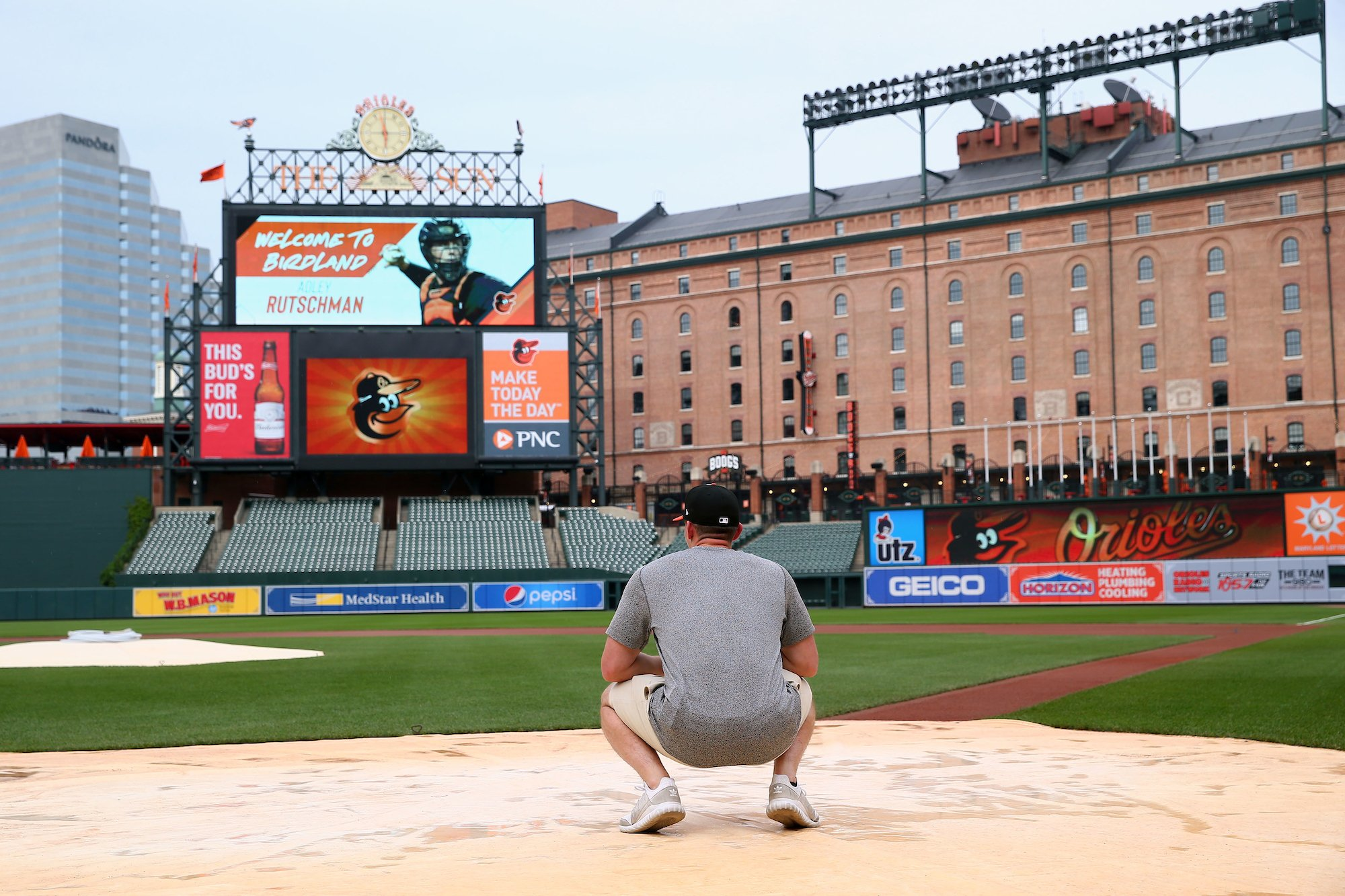Adley Rutschman Signs with Orioles To Be Introduced at Hangout Night