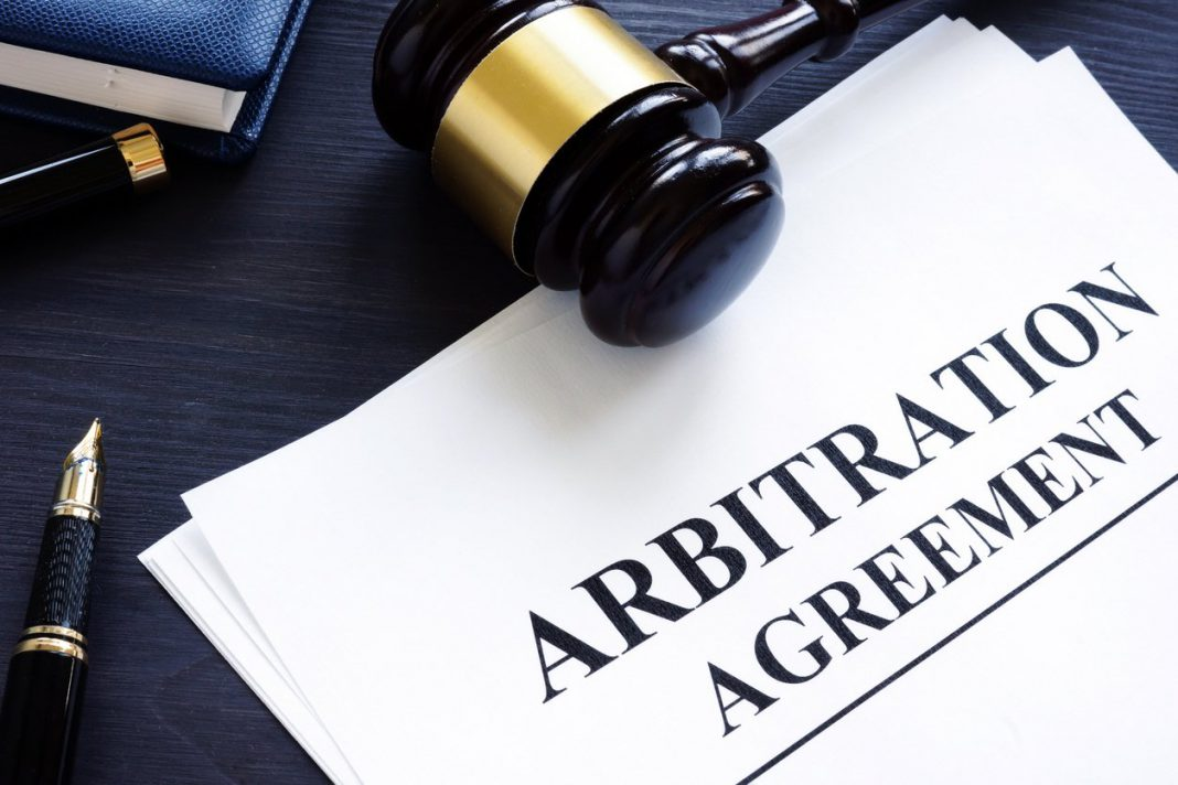 Abitration